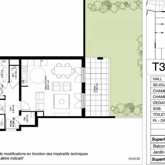 MATHIEU FAURE IMMO : Appartement | CLUSES (74300) | 67.00m2 | 237 000 €